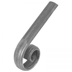1377/14T  END SCROLL FOR 810/B/1T (DISCONTINUED)