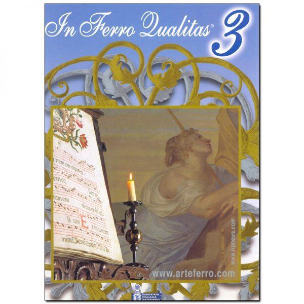 1596/1  MASTER CATALOG #3 IN FERRO QUALITAS (CUSTOM ORDER)