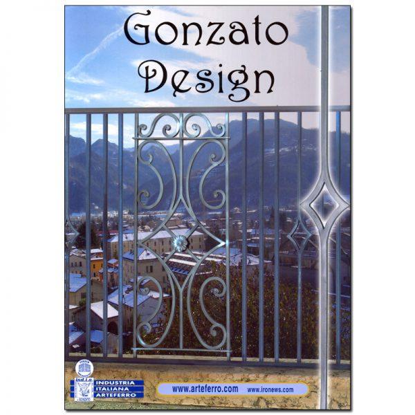 3005/33  GONZATO DESIGN CATALOG (DISCONTINUED)