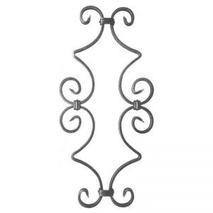 35/1 12 x 6mm FORGED SNAP-ON PANEL 205 x 445mm