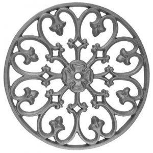 """7510  (SF) CAST CIRCLE 15""""DIA."""