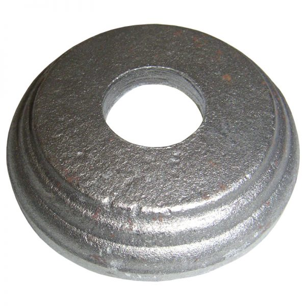 9/41-25  FORGED STEEL BASE 80 x 18mm WITH 25.5mm RD. HOLE
