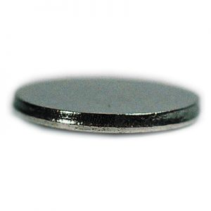 """3268-SS 1 5/8"""" x 3/16"""" STAINLESS STEEL FLAT DISC (DISCONTINUED)"""