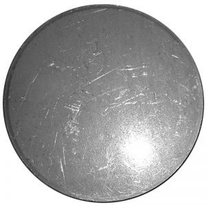 """FD11218SS 1 1/2"""" x 1/8"""" STAINLESS STEEL FLAT DISC (DISCONTINUED)"""