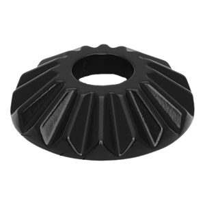 PSELCR916TB  15.5mm RD. ELCR140/916 SHOE 48mm DIA. x 12mm H - TEXTURED BLACK
