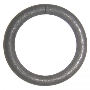 """RRD312  1/2""""RD. FORGED RING 3""""DIA."""