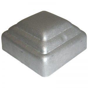 """SPC2  2""""SQ. PRESSED METAL CAP"""