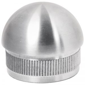 SSEP0070204S DOME END CAP FOR 42.4mm HANDRAIL (SS304)