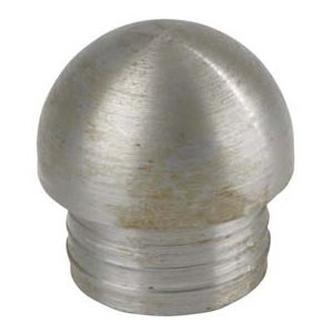 """3212  1 1/2"""" STEEL TYPE A DRIVE-ON END CAP 1.900""""OD"""