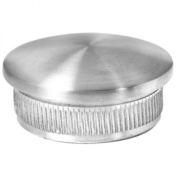 SSEP0030204S CURVED END CAP FOR 42.4mm HANDRAIL (SS304)