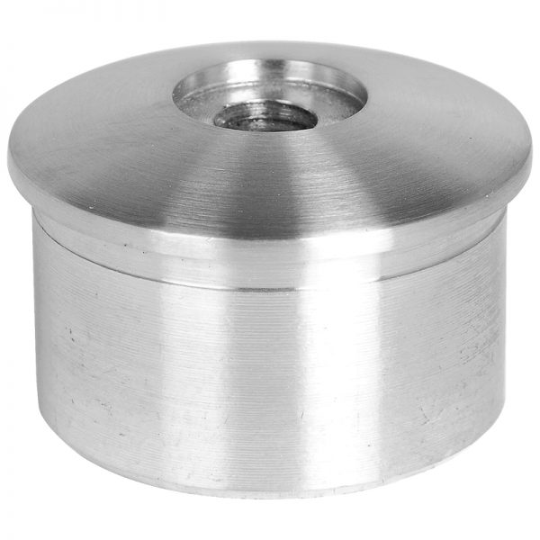 SSEP0060204S CURVED POST CAP FOR 42.4 x 2.0mm POST (SS304)