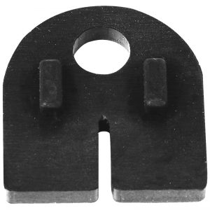 SSGR10001RBN GASKET FOR SMALL ROUND GLASS CLIP 6mm GLASS