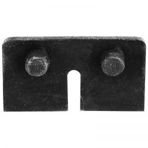 SSGR30001RBN GASKET FOR SMALL SQUARE GLASS CLIP 6mm GLASS