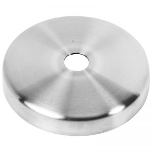 SSPC0600104S PLATE COVER 60 x 12mm WITH 12mm HOLE