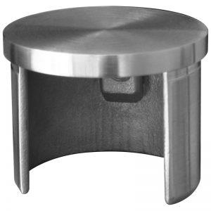 SSUTRND4246 ROUND CAP RAIL END CAP FOR 42.4 x 1.5mm HANDRAIL