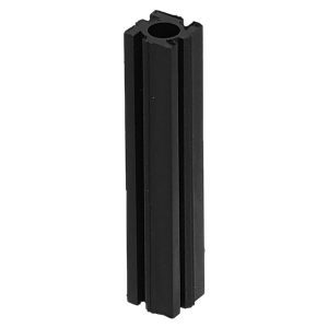 """PTINSERT 3/8"""" x 2"""" PLASTIC INSERT FOR SQUARE TUBULAR PICKETS FOR 1.30mm WALL"""