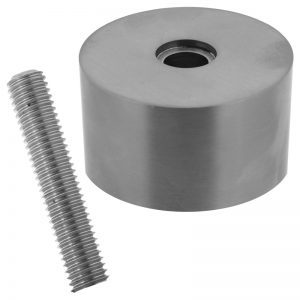 """ST21F4S  SPACER 2"""" x 1"""" (FLAT) - SS304"""