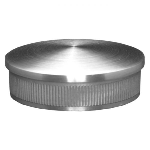 SSEP0032504S CURVED END CAP FOR 50.8mm HANDRAIL (SS304)