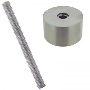 """ST1121F4S  SPACER 1 1/2"""" x 1"""" (FLAT) - SS304"""