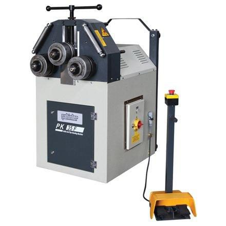 EQPK355753 Section and Pipe Bending Machine 575V, 3-Phase