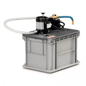 EQGXW GRIT ABRASIVE NOTCHING SYSTEM - COOLING LUBRICANT MODULE (FOR WET GRINDING)