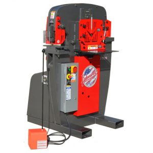 ED50TW/HYPAK EDWARDS 50 TON JAWS IRONWORKER 575V, 3-PHASE WITH HYDRAULIC ACCESSORY PACK