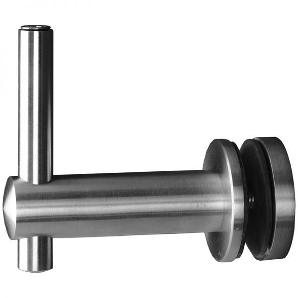 SSGF0010004S ADJUSTABLE FIXED OFF-THE-GLASS BRACKET WITH 50mm BACK (SS304)