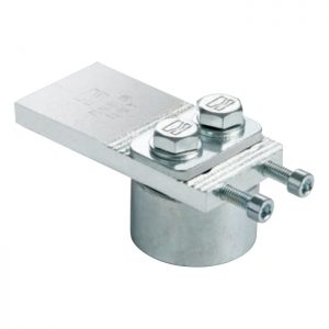 CM-85M UPPER HINGE WITH BEARING & PLATE 50mm