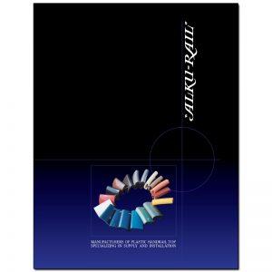 ALKU-RAIL VINYL HANDRAIL COVERING BROCHURE (FREE)