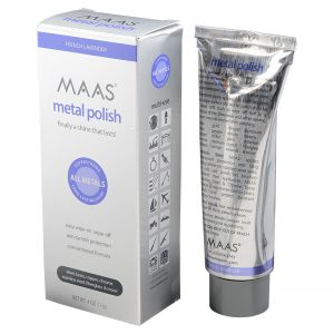 SSEVACC4 EVERBRITE MAAS CONCENTRATED METAL POLISHING CREAM 4 OZ. TUBE