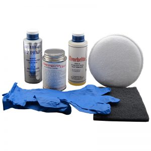 SSEVSSKIT1 PROTECTACLEAR STAINLESS STEEL CLEANING KIT 4 OZ. (SMALL)