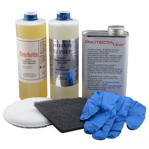 SSEVSSKIT2 PROTECTACLEAR STAINLESS STEEL CLEANING KIT 1 PINT (LARGE)
