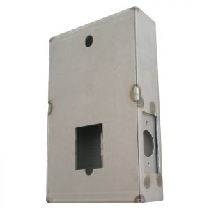 LKGB2500S STEEL GATE BOX FOR 2835 OR 2210 LOCK