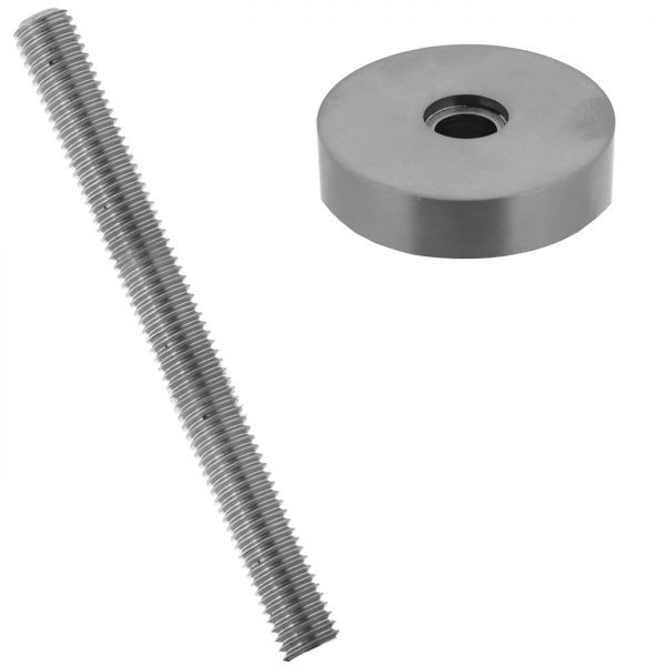 """ST11212F4S  SPACER 1 1/2"""" x 1/2"""" (FLAT) - SS304"""