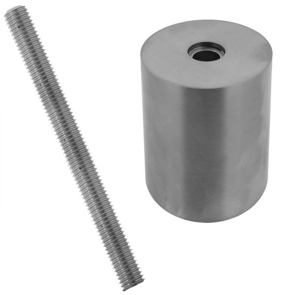 """ST1122F4S  SPACER 1 1/2"""" x 2"""" (FLAT) - SS304"""