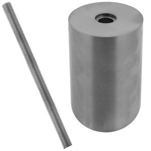 """ST23F4S  SPACER 2"""" x 3"""" (FLAT) - SS304"""