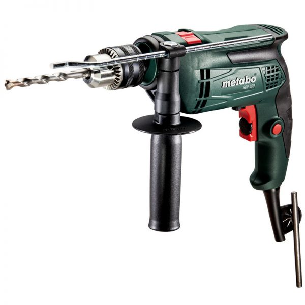 600671420 METABO SBE 650 IMPACT DRILL