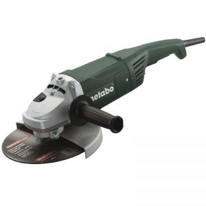 "606418460 METABO W2000 7"" RAT TAIL ANGLE GRINDER"
