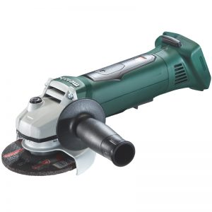 """613071860 METABO WP18 LTX115 4 1/2"""" 18V PADDLE SWITCH ANGLE GRINDER (CORDLESS) TOOL ONLY"""