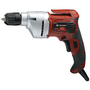 "8304N  KING 3/8"" ELECTRIC DRILL"