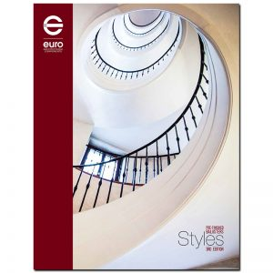STYLES PRE-FINISHED BALUSTERS & ACCESSORIES CATALOG (FREE)