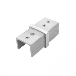 SSUTCH106 SQUARE CHANNEL STRAIGHT CONNECTOR