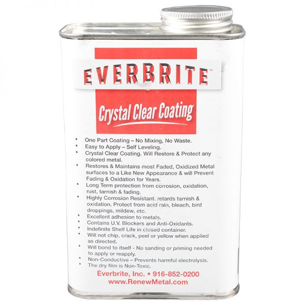 SSEVEVER2 EVERBRITE PROTECTIVE COATING 1 PINT CAN