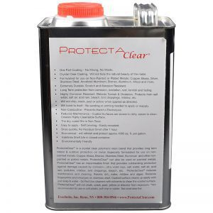 SSEVPROTECT4 PROTECTACLEAR COATING 1 GALLON CAN