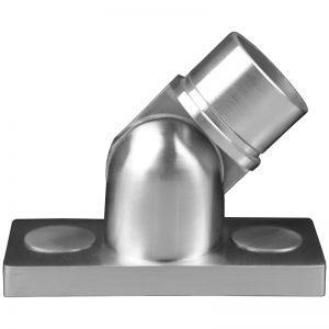 SSFSRND100 FLEXIBLE STRINGER POST MOUNT ROUND 42.4mm