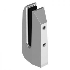 SSSPIGOTADJN TILT-LOCK™ ADJUSTABLE TOP MOUNT SPIGOT 82 x 42 x 155mm WITH NO BASE - SATIN FINISH