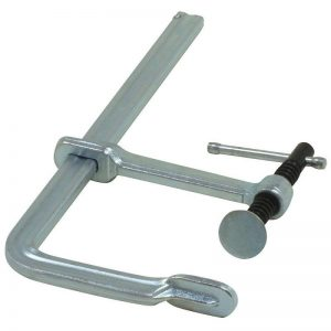 """GS12-8K 4"""" x 3 1/4"""" CLASSIX CLAMP F-STYLE WELDING WITH STANDARD PAD"""