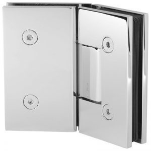 SSSFH135CP STANDARD HINGE FOR GLASS TO GLASS AT 135° - CHROME