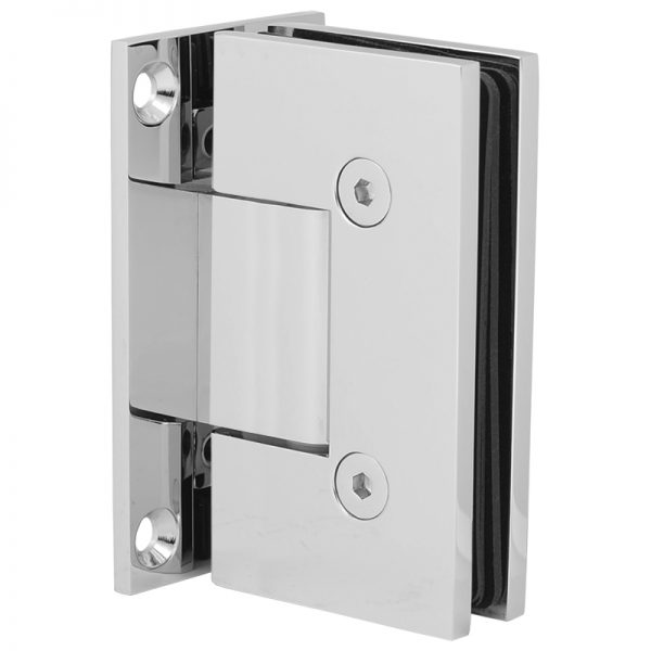 SSSFHWLCP HEAVY DUTY HINGE FOR GLASS TO WALL - CHROME