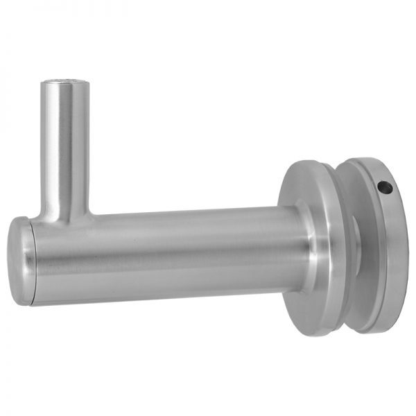 SSGF0020016S ADJUSTABLE FIXED OFF-THE-GLASS BRACKET WITH 50mm BACK (SS316) HEAVY DUTY